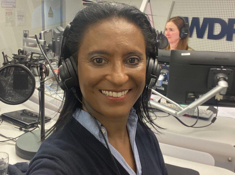 Dr Easwaran Podcast